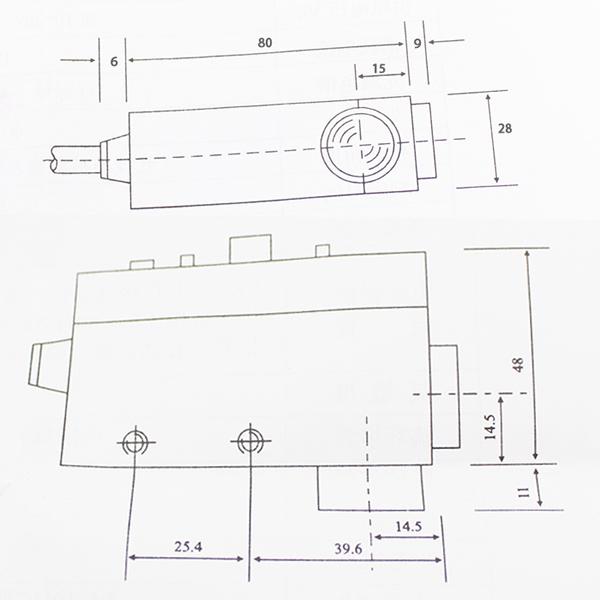 优异的内电路设计,搞各种电磁,杂光干扰性有优良,操作稳定,无误动作.